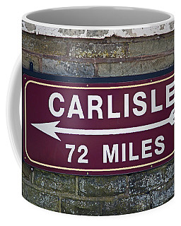 06/06/14 Settle. Period Destination Board. Coffee Mug