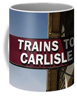 06/06/14 Settle. Station View. Destination Board. Coffee Mug