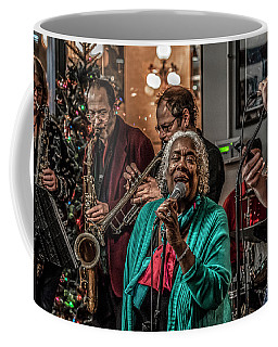060 - Great River Jazz Coffee Mug