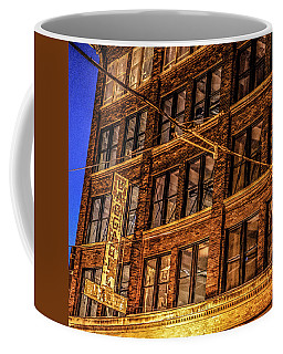 072 - Jax Building Coffee Mug