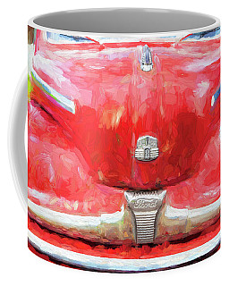 1947 Ford Super Deluxe Coupe 006 Coffee Mug