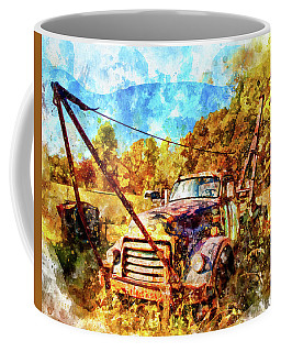 1950 Gmc Truck Coffee Mug