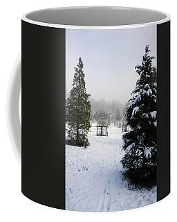 30/01/19  Rivington. Memorial Arboretum. Coffee Mug
