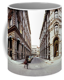 360 Degree View Of A City, Montreal Coffee Mug