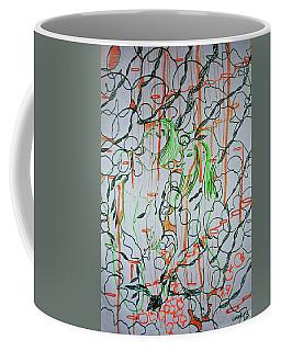 Adam And Eve Coffee Mug