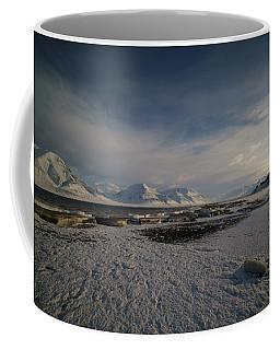 Adventfjorden Coffee Mug