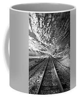 Coffee Mug featuring the photograph All The Way Home by Phil Koch