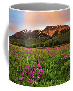 Alpine Shooting Stars Coffee Mug