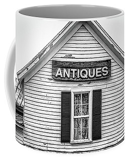 Coffee Mug featuring the photograph Antiques by Randy Bayne