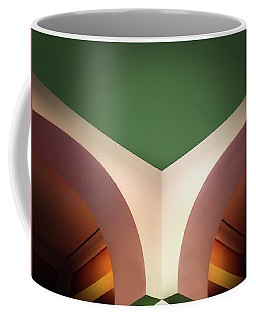 Architecture Forms Coffee Mug
