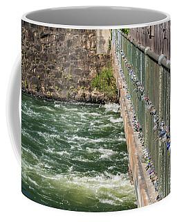 Augusta Canal Headgates - Augusta Ga Coffee Mug