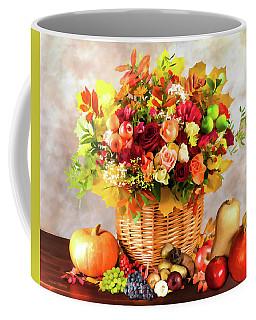 Autum Harvest Coffee Mug