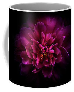 Backyard Flowers 55 Color Version Coffee Mug