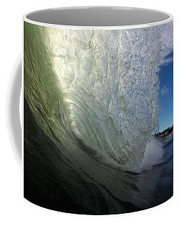 Barrel Coffee Mug