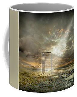 Behind The Reality Coffee Mug