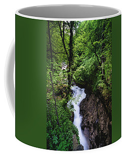Bela River, Balkan Mountain Coffee Mug