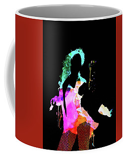 Beyonce Watercolor Coffee Mug