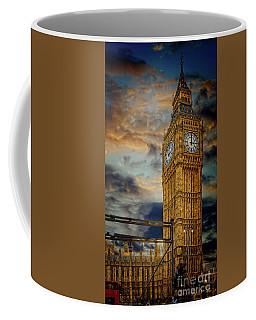 Big Ben London City Coffee Mug