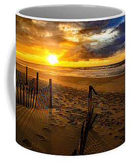 Bogue Banks Sunrise  Coffee Mug