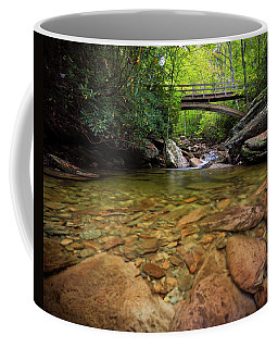 Boone Fork Bridge - Blue Ridge Parkway - North Carolina Coffee Mug