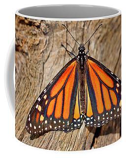 Butterfly Wings Coffee Mug
