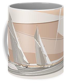 C-class Yachts  Coffee Mug