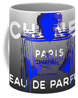 Chanel No 5 - Pop Art Coffee Mug