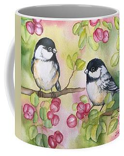 Chickadees Coffee Mug