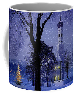 Coffee Mug featuring the photograph Christmas Eve by Edmund Nagele