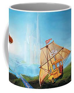 City On The Sea Coffee Mug