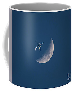 Close Encounter Of The Lunar Kind Coffee Mug