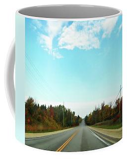 Collingwood In The Distance Coffee Mug