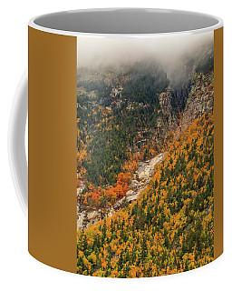 Crawford Notch Fall Foliage Coffee Mug