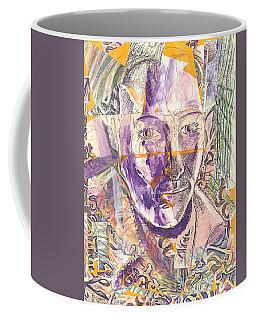 Cut Portrait Coffee Mug