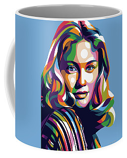 Cybill Shepherd Coffee Mug