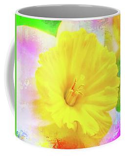 Daffy Daffodil 2 Coffee Mug