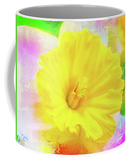 Daffy Daffodil 2 Coffee Mug
