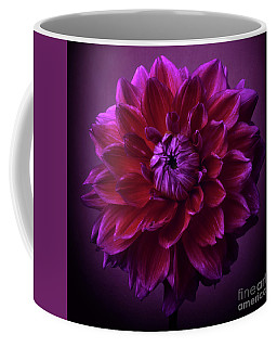 Dahlia 'purplicious' Coffee Mug