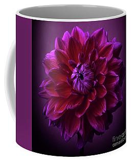 Dahlia 'purplicious' Coffee Mug