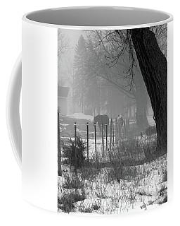 Down The Lane Coffee Mug
