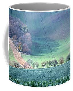 Autumn In South Moravia 1 Coffee Mug