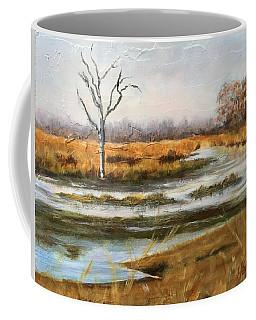 Early Spring On The Marsh Coffee Mug