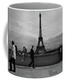 Eiffel Tower, Tourist Coffee Mug