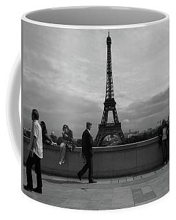 Eiffel Tower, Tourist Coffee Mug