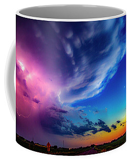 Epic Nebraska Lightning 007 Coffee Mug