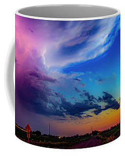 Epic Nebraska Lightning 007 Coffee Mug