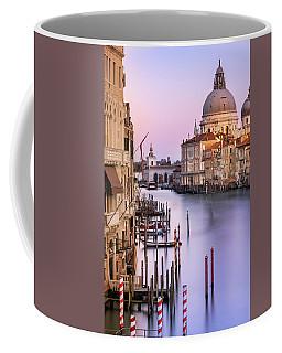 Evening Light In Venice Coffee Mug