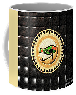Eye Of Horus Coffee Mug
