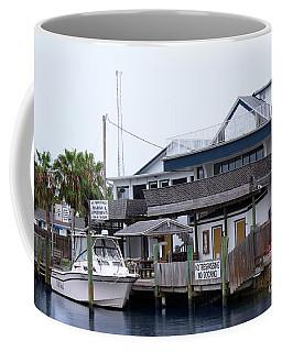 Fort Pierce Inlet Coffee Mug