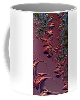 Fractal Playground In Pink Coffee Mug